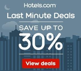 Hotels.com - Last Minute Deals