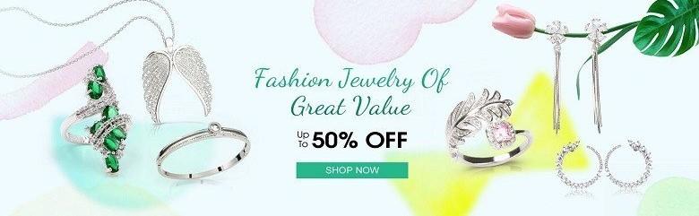 Jeulia Jewelry Banner